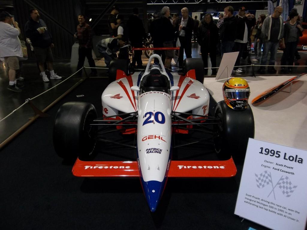 1995 Lola owned by Scott Pruett